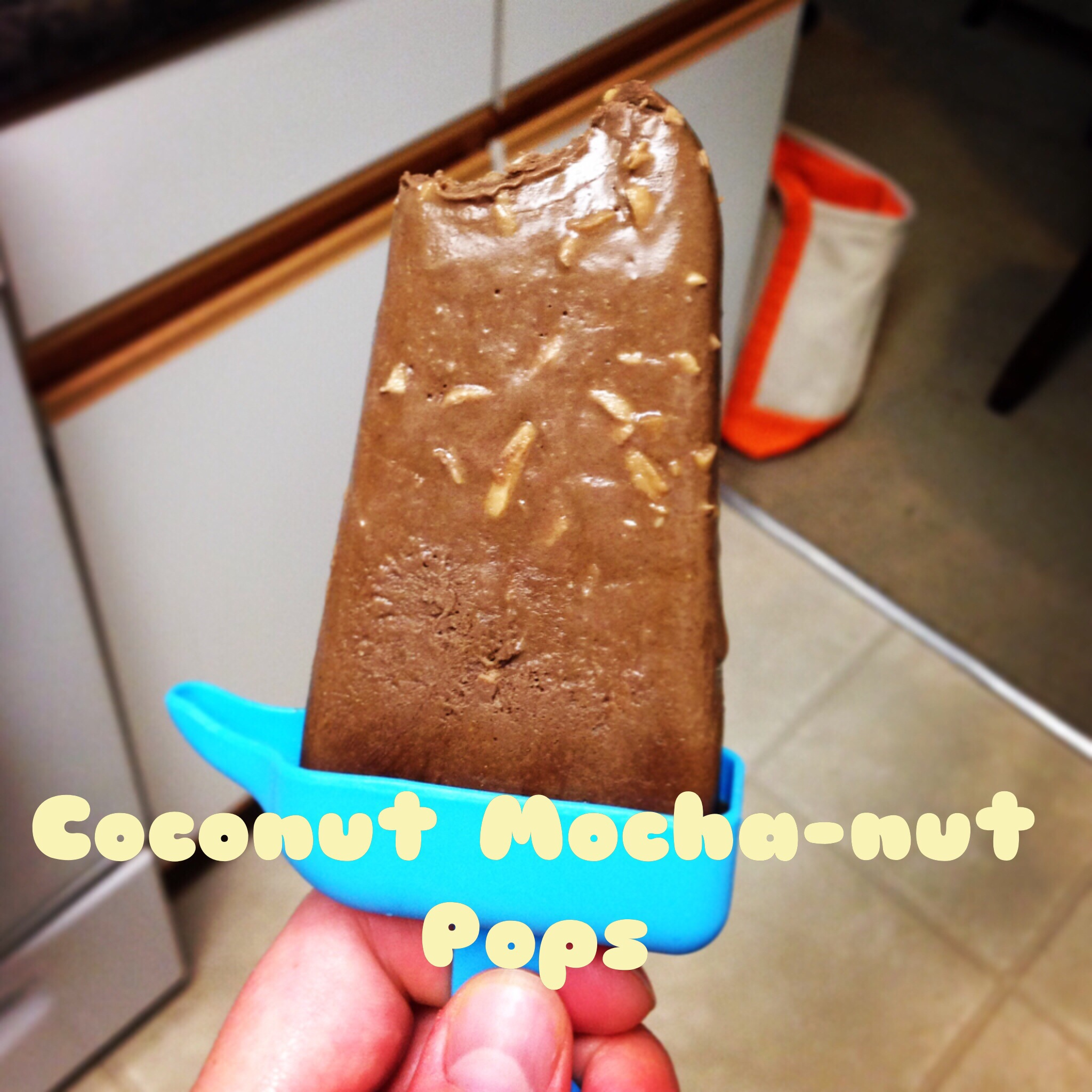 Coconut Mocha-Nut Pops [sans nuts]